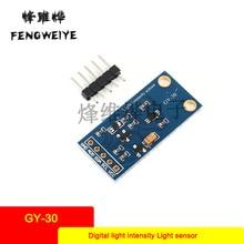 Panel digital light intensity illumination sensor BH1750FVI module