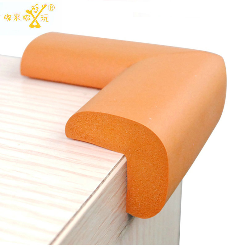 4pcs/Lot Baby Safety Protector Soft Table Edge Corner Furniture Guard Cover  Cushion Bump Protector SAD 4008 In Edge U0026 Corner Guards From Mother U0026 Kids  On ...
