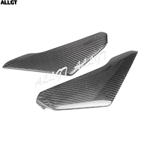 Carbon Fiber Gas Tank Side Fairing Panel Cowl For SUZUKI GSXR600 750 2004 2005 K4