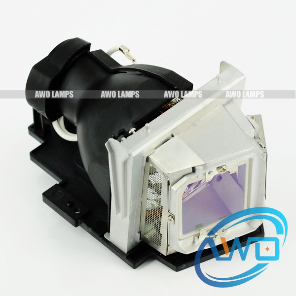 где купить 331-2839/725-10284 Original bare lamp with housing for DELL 4220/4320 180Day warranty дешево