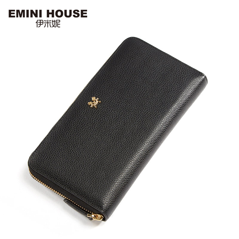 Short Wallet Women Purse Hasp Card-Holder HOUSE Clearance-Sale Ship EMINI Organizer Series