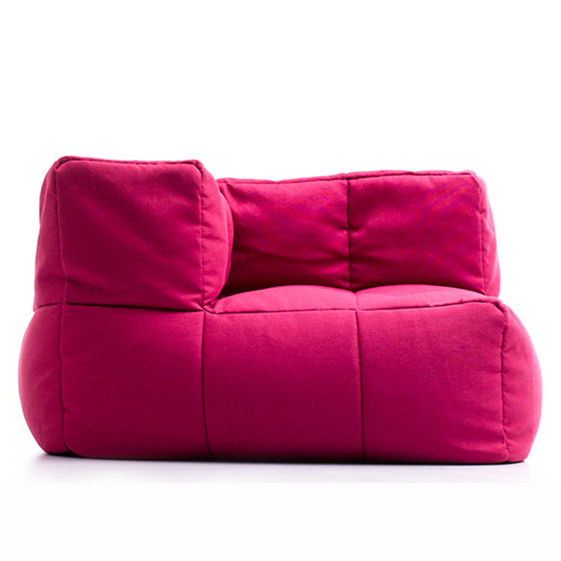 Free Shipping 90 65cm Corner Sofa Bean Bag Lounge Cover European Furniture Beanbag Via China Post Air Mail Without Filling In Living Room Sofas From