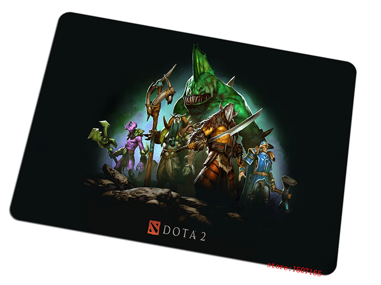 best Dota 2 mouse pad best seller large pad to mouse computer mousepad Wholesale 2016 NEW gaming mouse mats to mouse gamer