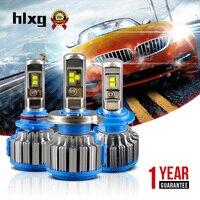 2017 Super Bright H7 Led Car Headlight Set 7000LM 35W Canbus Automobile 12V Headlamp White Xenon