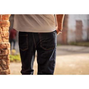 Image 5 - Simwood 洗浄スリムフィットジーンズの男性古典的なヴィンテージ高品質 2020 春春の新カジュアルストリートデニムズボン 190026