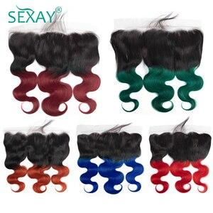 Накладные волосы SEXAY, накладные волосы с прядями, несколько цветов