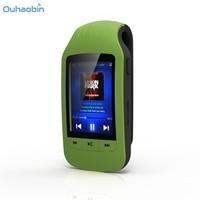 2017 HOT Fashion Mini Clip USB Bluetooth MP3 Player Support Micro SD TF Card Music Media Sport Pedometer Music Player Oct12