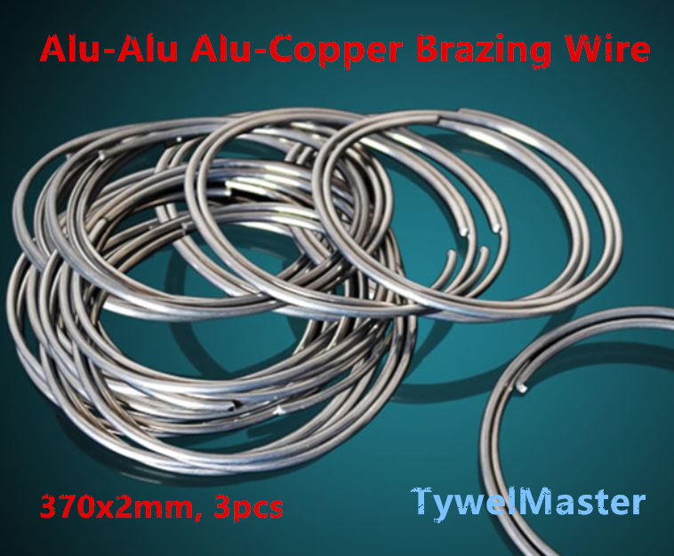 Refrigeration Accessories Aluminum-Aluminum Braze Welding Rod/Welding Wire FLUX CORED WIRE Dia2.0  Repairing Air-Condition Part Сварка