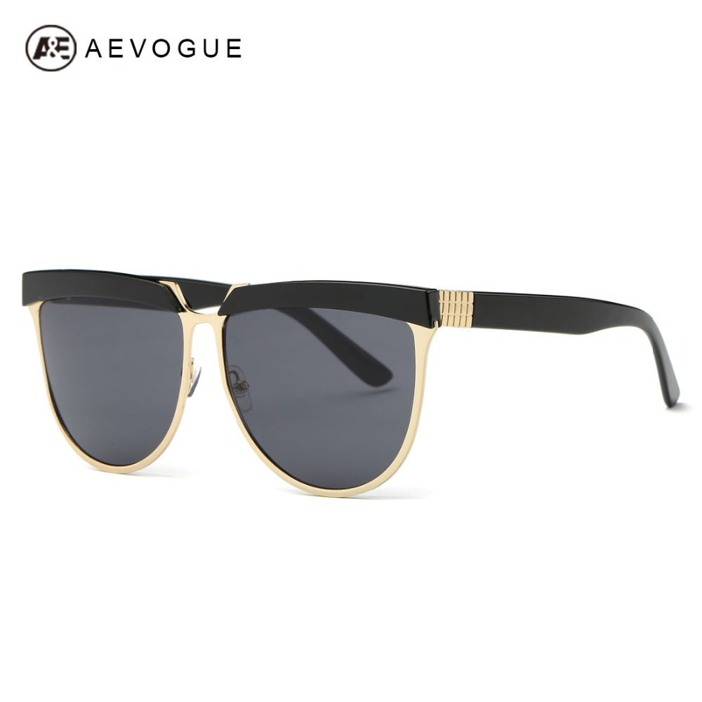 Mirror Frame Glasses Us 10 39 45 Off Aliexpress Buy Aevogue Sunglasses Women Cat Eyes Summer Style Luxury Brand Design Mirror Eyewear Colorful Frame With Box Uv400