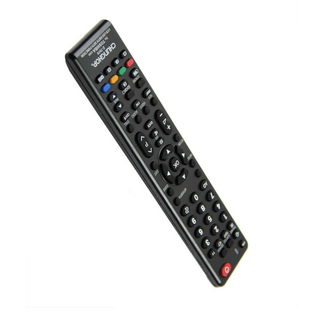 Chunghop ЖК-дисплей LED HDTV Дистанционное управление для Toshiba e-t919 телевидения