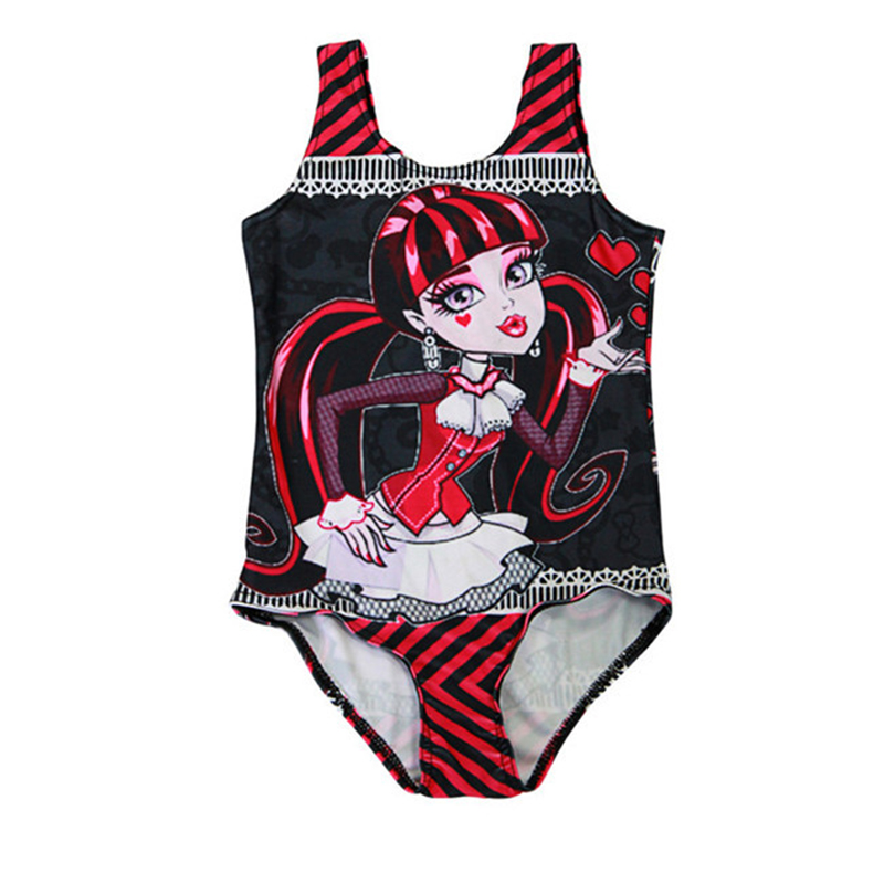 Pop Swimsuit For Girls Summer Style One Piece Girl Swimwear Children Swimsuit Hot Sale Kids Beachwear Bathing Suit- Sw265 Promoting Health And Curing Diseases