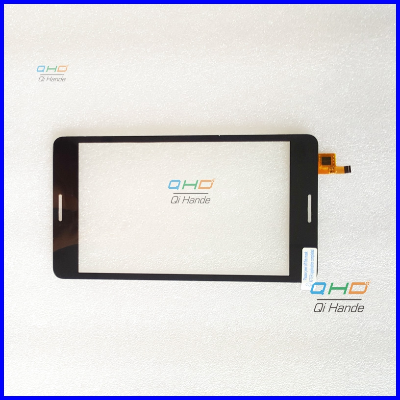 Black Touch Screen Digitizer For 7 Inch F-WGJ70702-V2 Tablet Touch Panel Glass Sensor Replacement WGJ70702B-KCD-KR60-2 homemade tablet f wgj97104 v2 touch screen panel digitizer glass sensor replacement noting size and color