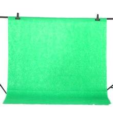 Photo-Backdrop Green-Screen Black White Studio Non-Woven Grey