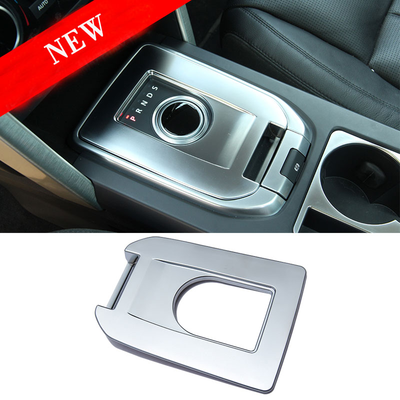 font b Car b font Central Console Panel Cover Trim For Land Rover Discovery Sport