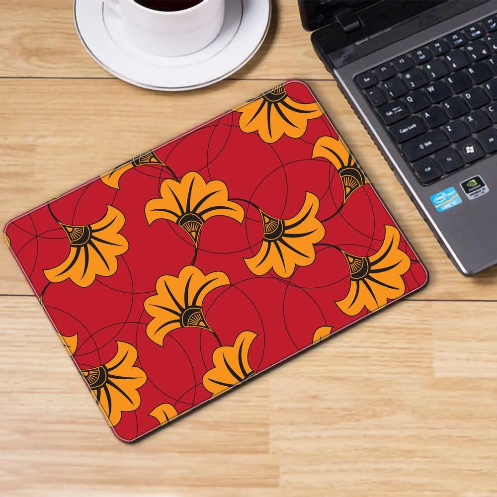Shenbolen vente chaude élégant souris fou personnalisé africain impression tapis de souris 3 pièces/1 pack 26*21*0.3 cm peut être personnalisé