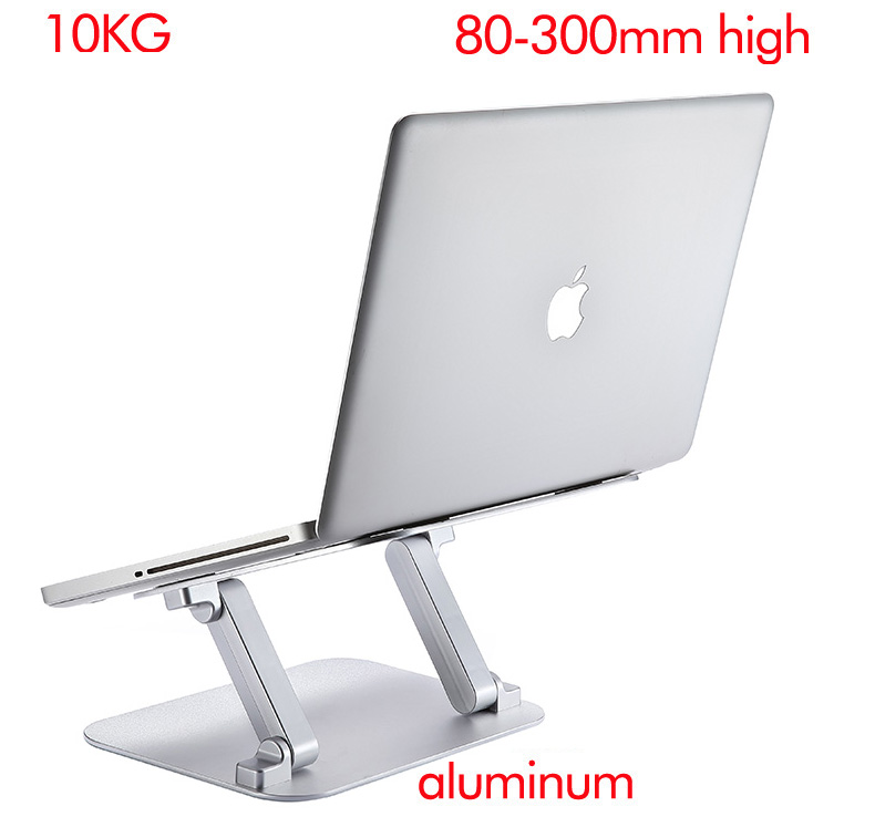 "Treadmill Desk Reviews Consumer Reports: DL LN16 10""15""15.6"" Height Adjustable 30cm Aluminum 2 Leg"