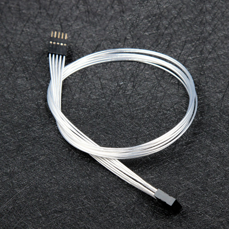 new computer cables connectors chassis front usb motherboard 9 pin chassis audio extension cable. Black Bedroom Furniture Sets. Home Design Ideas