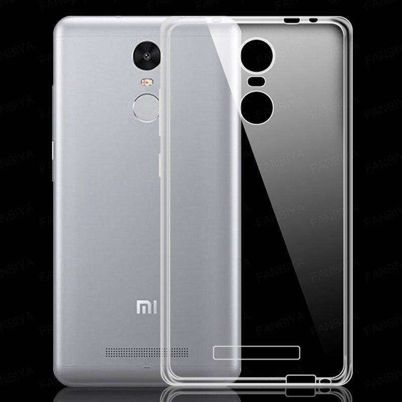 Прозрачный мягкий чехол из ТПУ для Xiaomi Redmi 3 3S 4 4A 5 6 A Mi5 A2 Mi5S Plus Redmi Nore 3 4 5 6 Pro Mix Max, прозрачный силиконовый чехол