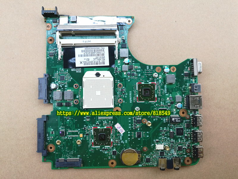 цена на 538391-001 laptop Motherboard Suitible For HP Compaq 515 615 CQ515 CQ615 Notebook PC main board , DDR2 SOCKET S1