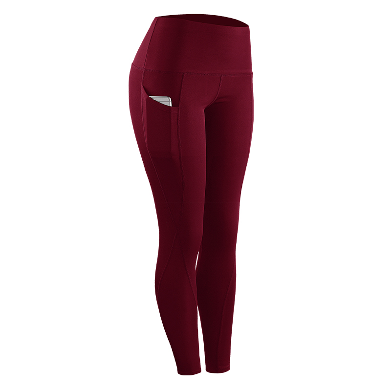 Hot Sell Women Stretch Compression Slacks Quick Dry Tight Long Pants