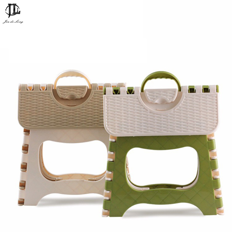 Hot New style kids children chair Stool Plastic Baby Folding Chair Lovely Baby Seat Products for Camping Outdoor Chair