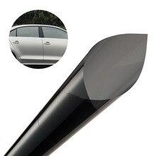 VLT 22% Auto Window Tint Auto Solare Autoadesivo della Pellicola 0.5*3M Auto A Casa di Vetro a prova di Esplosione Finestra COLORAZIONE Rotolo di Vinile C900