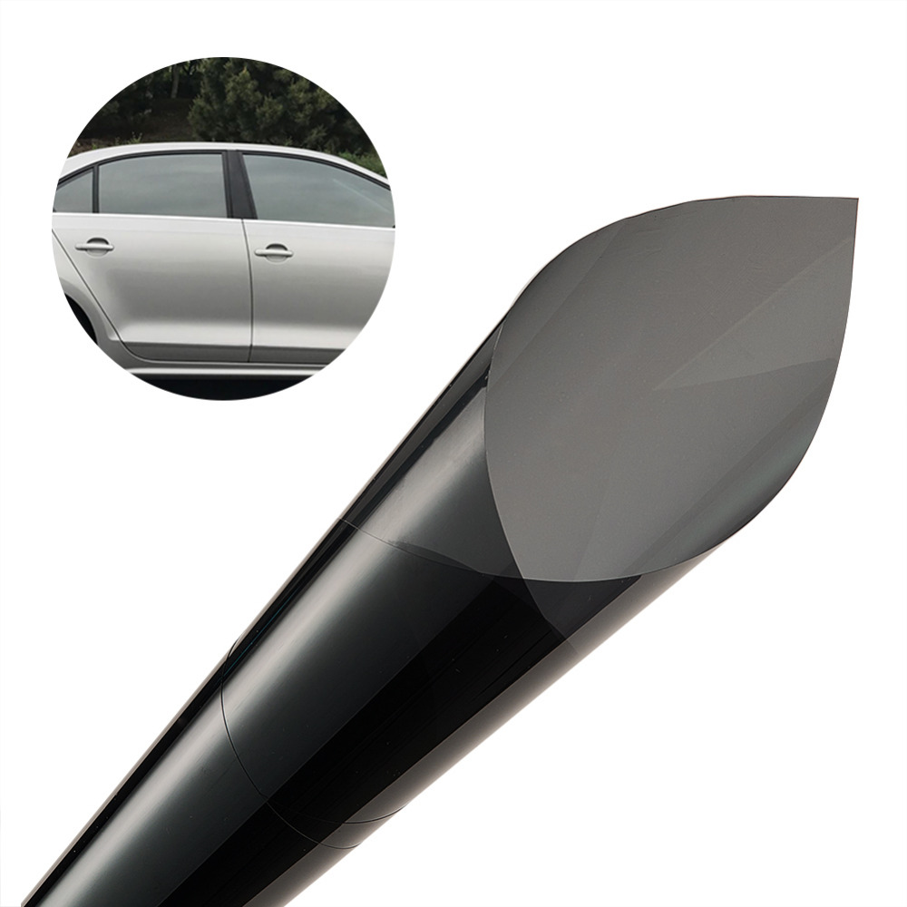 VLT 22% Car Window Tint Car Solar Film Sticker 0.5*3M Car Home Glass Explosion proof Window TINTING Vinyl Roll C900-in Side Window from Automobiles & Motorcycles