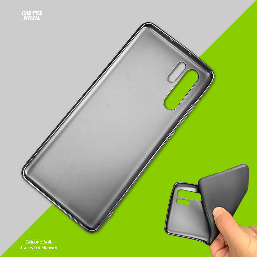 the Little Mermaid  Silicone Case Cover for Huawei Mate 20 10 P30 P20 P10 Lite Pro P Smart Plus 2019 Enjoy 9S 9E Nova 4E
