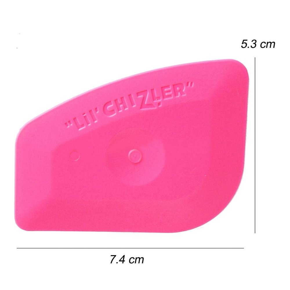Vinyle Film voiture emballage en Fiber de carbone tissu feutre raclette nettoyage grattoir Art couteau gants autocollant Cutter aimant supports K82 - 4