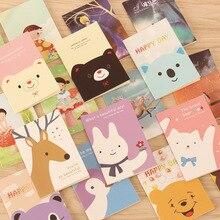 Lote de 40 mini Libros a la moda para niños, libreta pequeña con copia suave, libreta de dibujos animados, Premio para niños