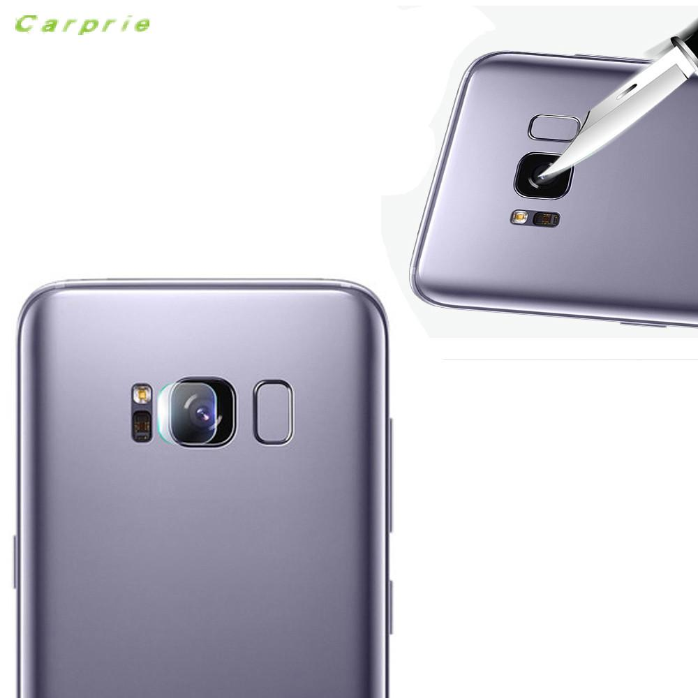 CARPRIE 2PC Hot Tempered Glass Protector Camera Film For Samsung Galaxy S8 5.8inchdrop shopping