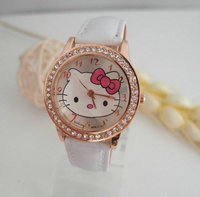 Hot sales gogoey brand cute hello kitty watch children girls women crystal dress quartz wrist watch.jpg 200x200