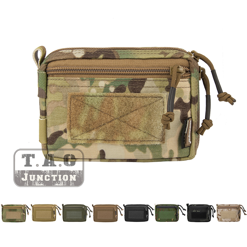 Emerson Tactical MOLLE Plug-in Debris Waist Bag EmersonGear Utility Pouch EDC Bag Combat Military Equipment Gear Pack Accessory