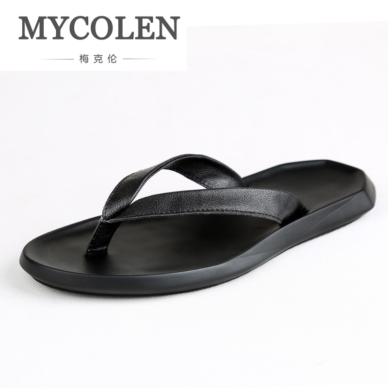Sagace Shoes Men 2018 Fashion Suture Flat Summer Sandals Flip Flops Bottom Feet Beach Mens Slippers Apr10 Flip Flops