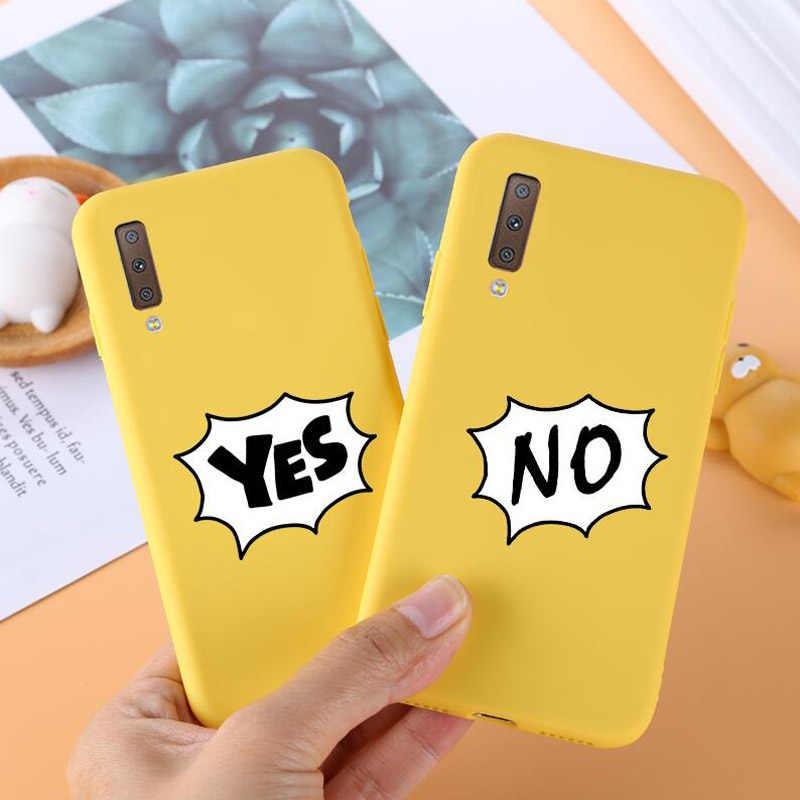 Samsung Galaxy A7 2018 kılıf silikon TPU kapak telefonu için Samsung A8 A6 artı J4 J6 J8 2018 S7 kenar s8 S9 artı S10 not 10 Pro