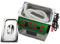 100 Вт 3L Deisel Common Rail Топливные форсунки Сталь ультразвуковая чистка бак машина для насоса Запчасти сопла клапаны Cleaner