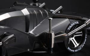 Image 5 - 1 set Nero Trasparente BROCKEN GIGANT Modello di Auto con Aggiornamento Pezzi di Ricambio Kit per Tamiya Mini 4WD Modello di Auto