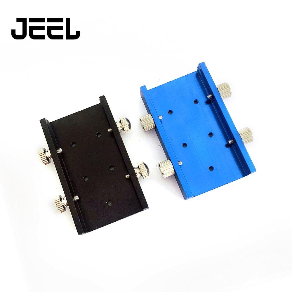 Laserowa podstawka chłodząca uchwyt modułu laserowego ciepła radiator laserowa maszyna grawerująca części CNC dopasuj Laser 33mm + cztery śruby ręczne