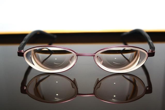 2016 Material de Cristal Redondo Lentes de Alta Miopía Miope Myodisc Baja Para Ayuda Visión Gafas de Miopía Hembra Mujeres Niña 17d Pd60