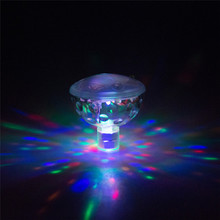 LED Underwater Light Swimming Pool Float Spa Bath Fountain Lamp For Wedding Party