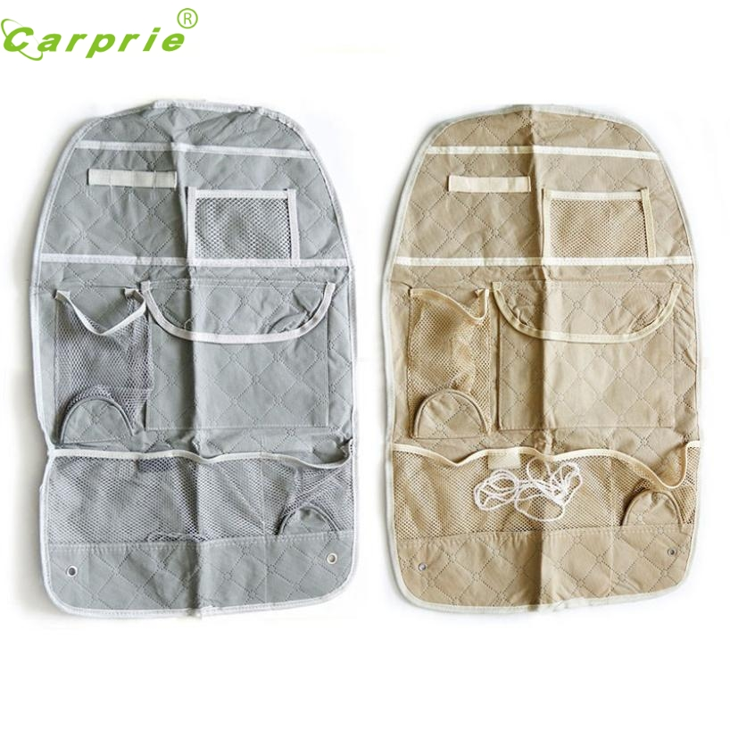 New Car Auto Care Seat Protector Cover Storage Bag Pouch For Children Kick Mat Mud Ap7 Oct16