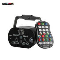 SHEHDS Best Quality Charged Mini USB 60 Laser Lamp Professional Stage Light Good For Night Clubs, Disco, Hotels, Shops, Party