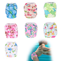 Padrão de Swimwear bebê Fraldas de Pano Reutilizáveis Fraldas Formação Calças Unisex