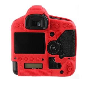 Image 2 - Высококачественный мягкий силиконовый резиновый защитный корпус для камеры чехол для Canon 1Dx 1DX II III 1DXII Защитная сумка для камеры