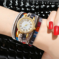 Новая Мода Luxury Brand Женщины Часы Горный Хрусталь Золото Кварцевые Часы Женщины Браслет Смотреть Леди Наручные Часы relogio feminino