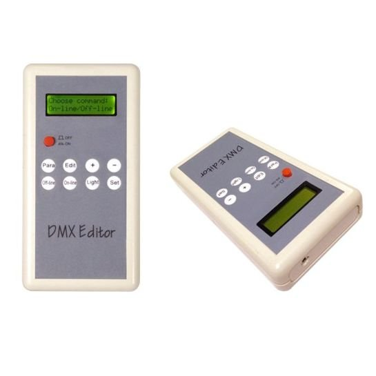 DMX470 Led DMX Editor Controller setting Module Address Code  DC4.5V Hand held DMX ID Editor one to one  one to many Wholesale|dmx editor|controller led dmx|dmx led module - title=