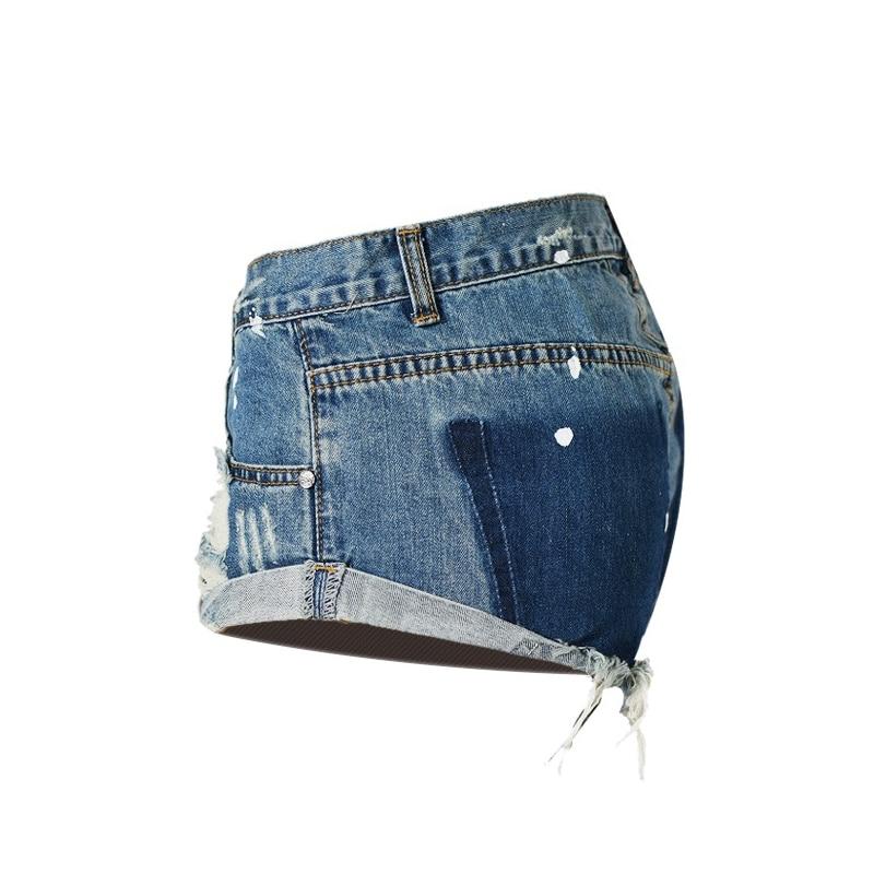Aliexpress.com : Buy Susi&Rita 2017 Ripped Denim Shorts Women Sexy ...