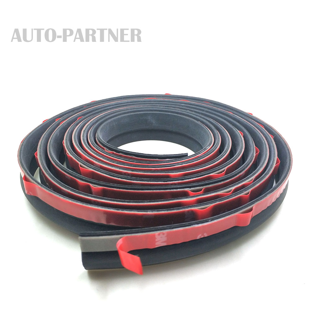 Charitable Auto Rubber Seals 3 Meters Z Type Door Sound Insulation Noise Insulation Waterproof Trim Dust Isolation Car Sealing Strip Activating Blood Circulation And Strengthening Sinews And Bones