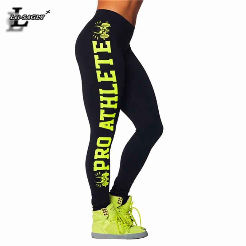 ea2f3c36e02d6 High Quality Letter Printed Leggings Warm Youth Pants Women's Winter  Trousers For Women Workout Slim Elastic