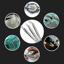 Электронный промышленный керамический Пинцет из нержавеющей